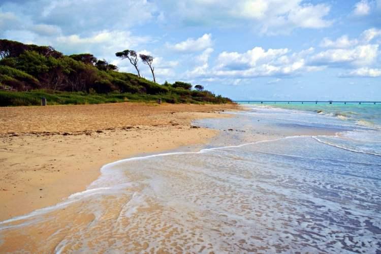 Vada è una località turistica sulla costa toscana