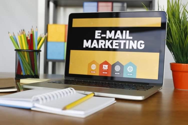 Immagine di mail che esprime il concetto di email marketing