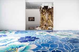 Istallazione all'interno del Centro per l'Arte Contemporanea Luigi Pecci di Prato