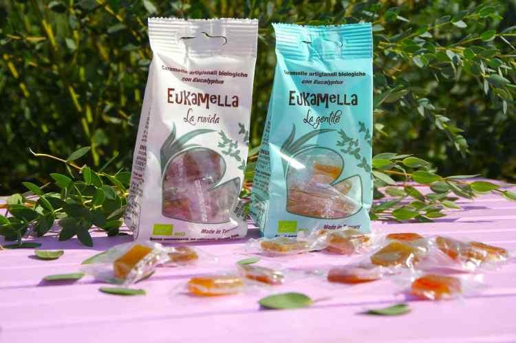 Eukamella, le caramelle all'eucalipto dell'azienda biologica toscana Oligea
