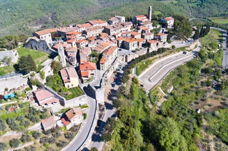 Civitella in Val di Chiana è uno dei borghi toscani nella Valdichiana aretina