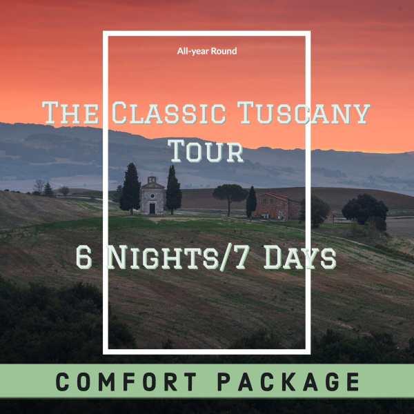 Sunrise in Tuscany Photo Tour