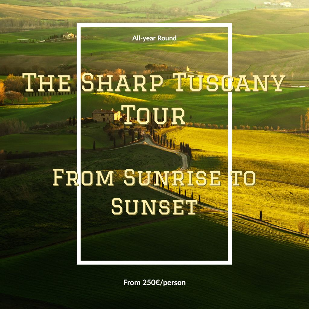 Daily Tuscany photo tour