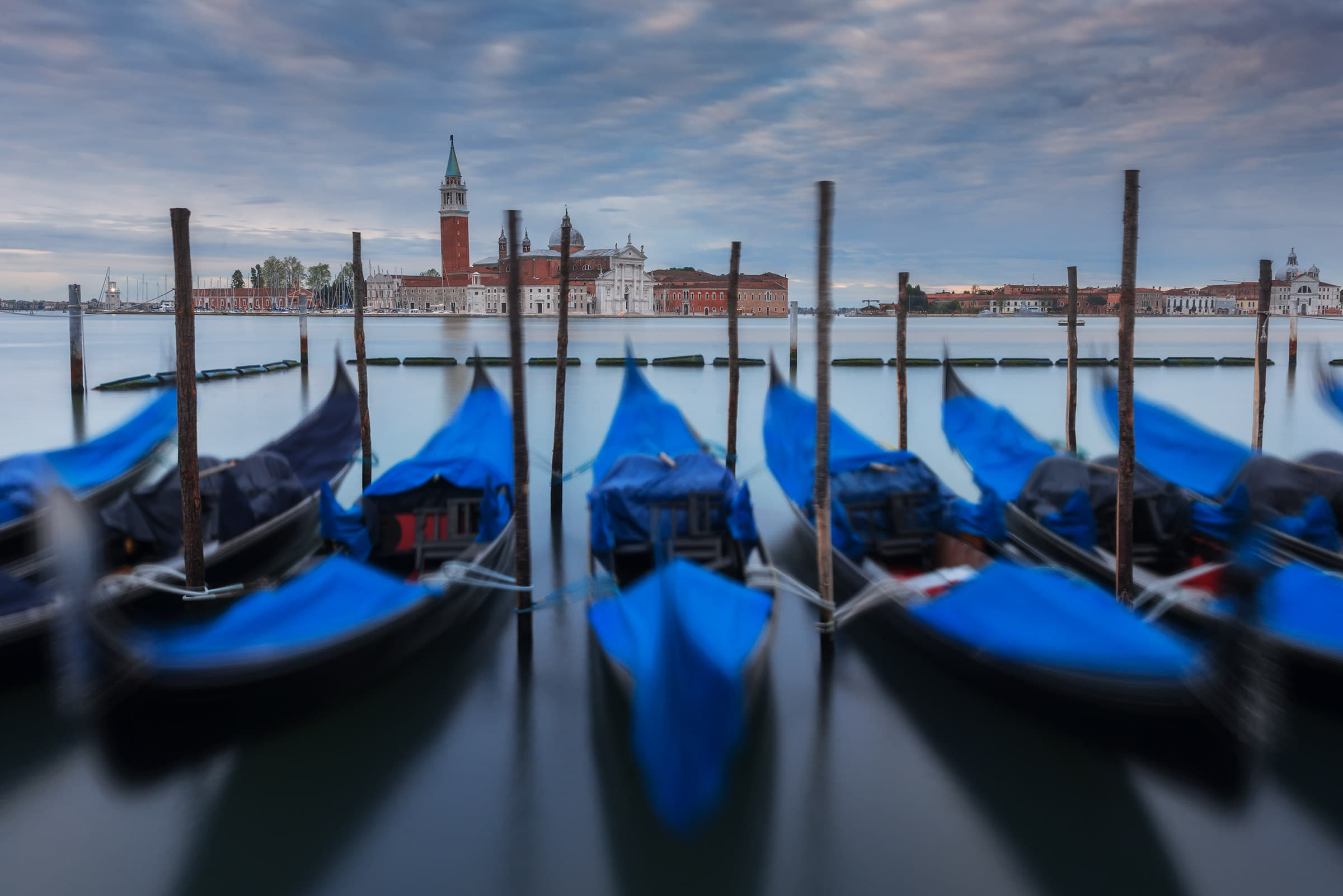Venice morning photo in spring photo tour