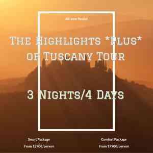 Tuscany Morning Fog during a Photo Workshop