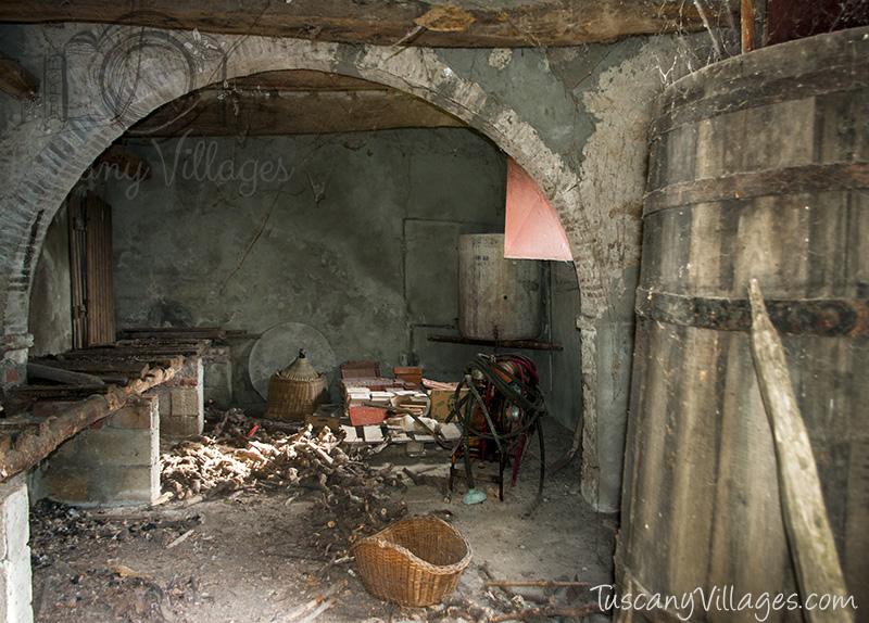 Sorana Donatella cellar