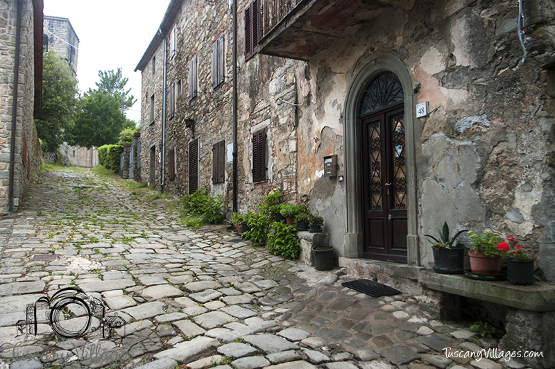 Castelvecchio Street