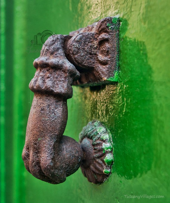 Lime Green Knocker