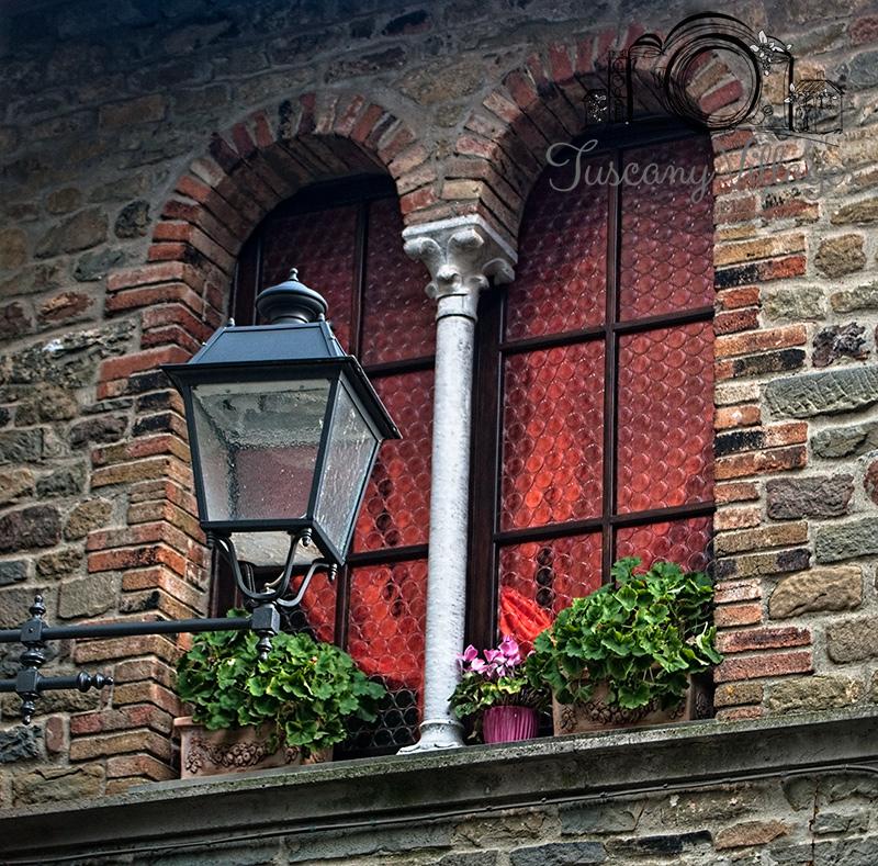Tuscan Windows