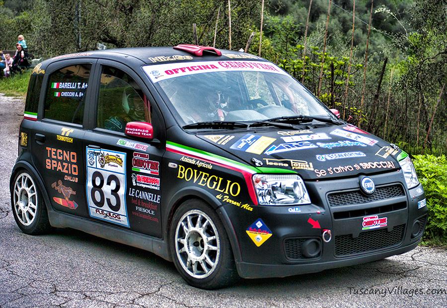 Black-racing-car-Castelvecchio
