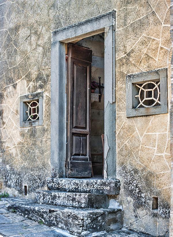 small-church-door way