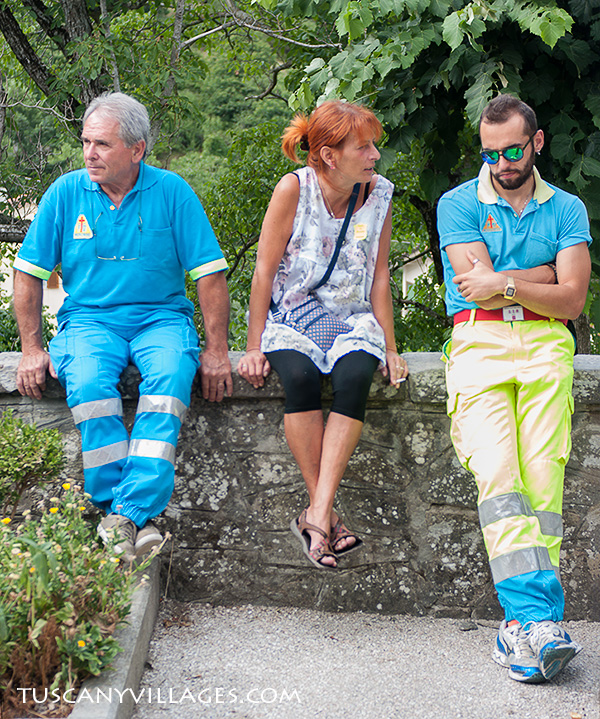 Stiappa-Misercordia workers