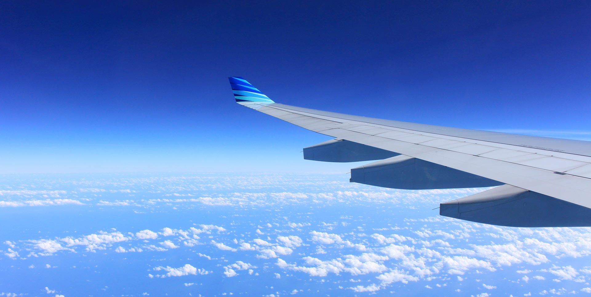 Airplane Tuscany