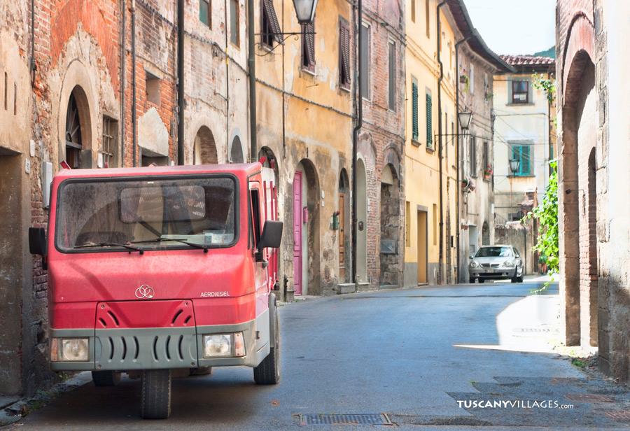Vicopisana, Tuscany, Pisa