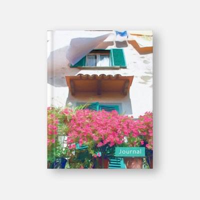 Balcony Flowers & Laundry Journal