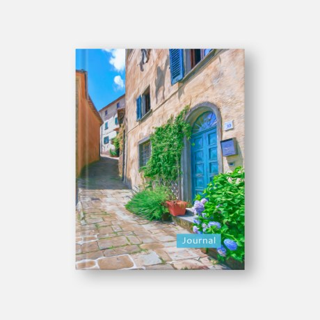 Tuscany Pathway - Vellano Journal by Tuscany Villages