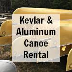 BWCA Kevlar Canoe Rental
