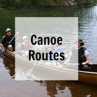 Boundary Waters and Quetico Canoe Routes