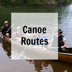 Boundary Waters and Quetico Canoe Route Suggestions
