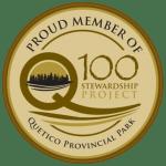Q100 logo transparent