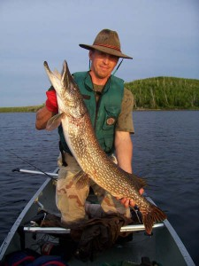 Benji Dick monster pike