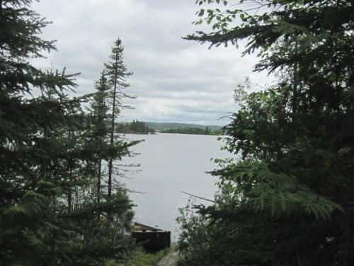 BWCAWScene Seagull Lake Gunflint Trail canoe trip
