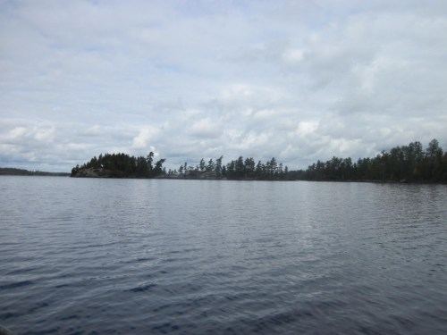 Saganaga Lake Boundary Waters Quetico Canoe Trip