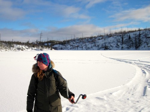 What to wear in the winter in the Boundary Waters
