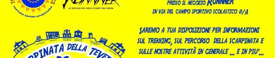 1° Scarpinata della Teverina da Runnner – info e iscrizioni
