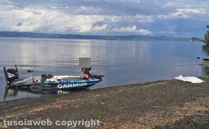 Gradoli - Died electrocuted at Lake Bolsena