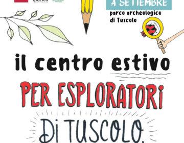 Esploratori di Tuscolo 2021 – riparte il centro estivo