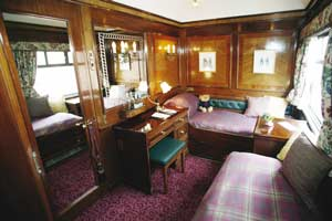 Tren - The Royal Scotsman