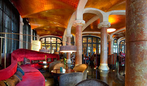 Hotel Casa Fuster, incluido en la lista de los diez mejores hoteles urbanos de España
