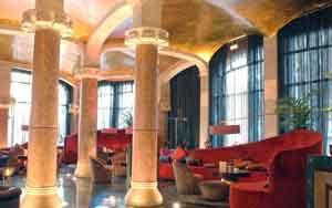 Café Vienés en el Hotel Casa Fuster