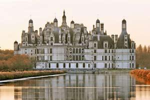 Castillo de Chambord. Autor: C-Mouton