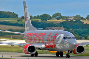 Jet2.com vuela a Manchester y Glasgow desde Barcelona