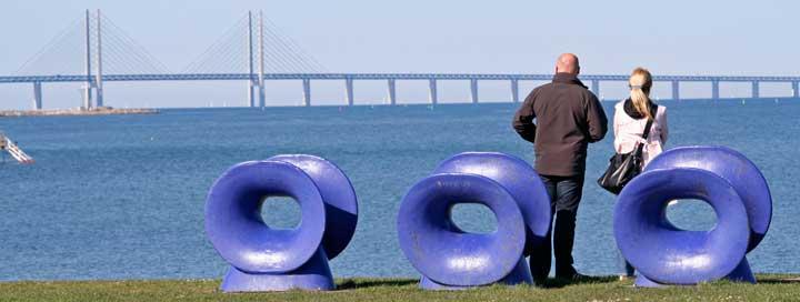 El Puente de Øresund cumple este año su decimo aniversario