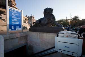 Mirador de Colón de Barcelona