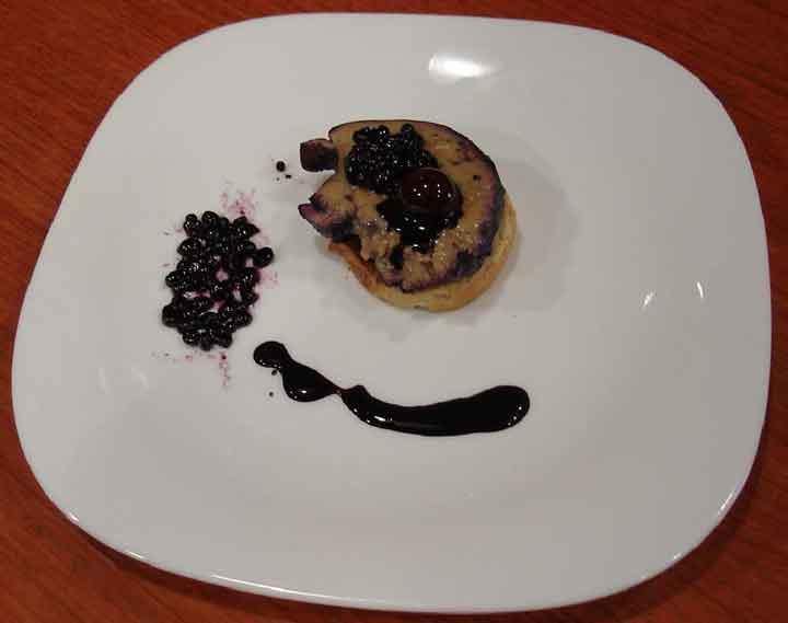 El Restaurante La Muralla gana el premio del jurado del III concurso de pintxos de Laguardia
