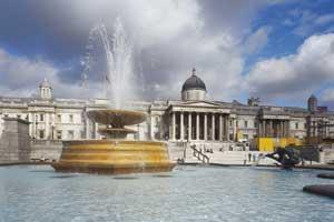 Trafalgar Square © Visit London
