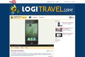 Logitravel inaugura canal de Youtube y perfil en Foursquare