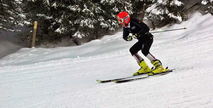 Esquí alpino en Schlossalm–Angertal–Stubnerkogel, en el valle de Gastein