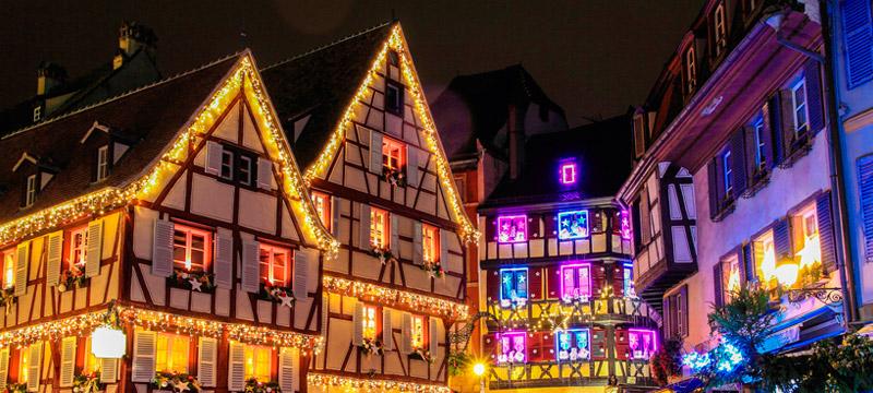 Las ciudades más bonitas de Europa para viajar en Navidad