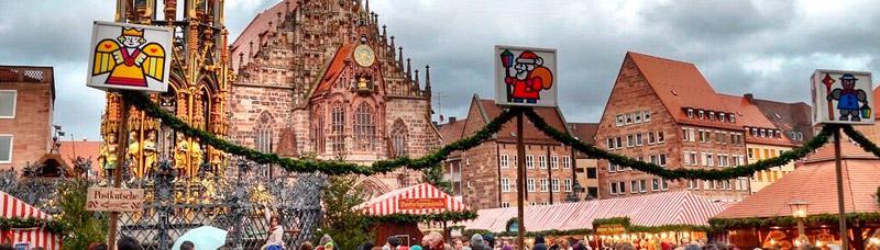 Navidad en Núremberg