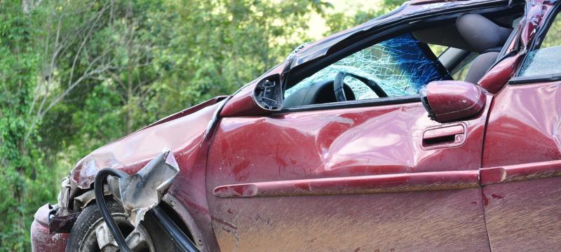 accidente coche extranjero
