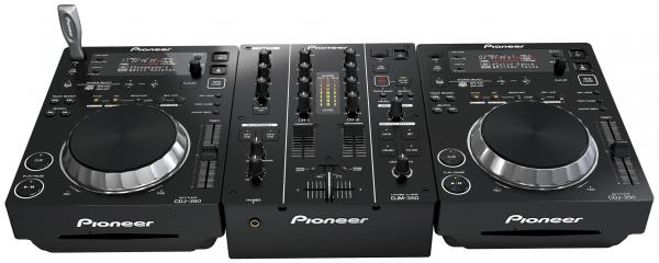 Nuevo Pioneer CDJ 350 y DJM 350