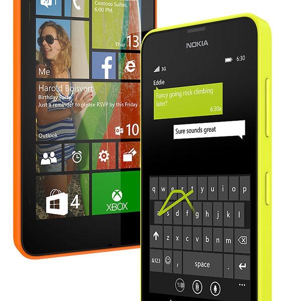 Comparativa Nokia Lumia 630 vs Nokia Lumia 620