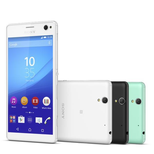 Sony Xperia® C4