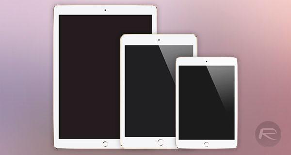 iPad Pro comparativa