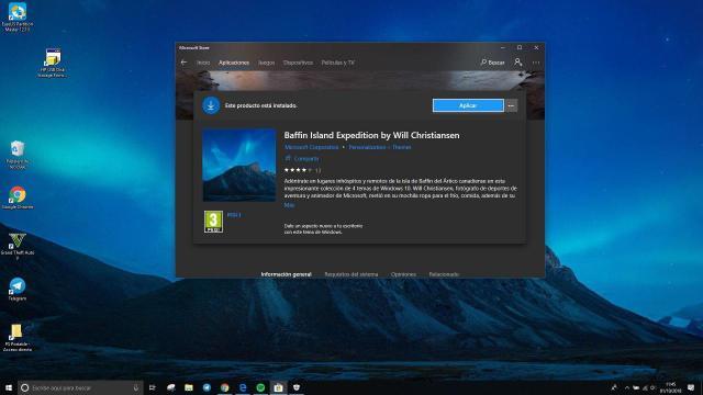 temas windows 103